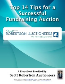Top 14 Tips for a Successful Fundraising Auction