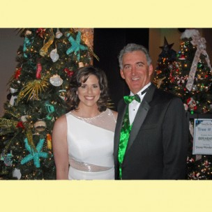 Goodwill's Tux & Trees Fundraising Auction, Downtown Fort Myers, Florida
